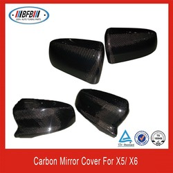Carbon Fiber Mirror Cover Side Mirror Cover For bmw X5 X6 M Series