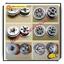 Factory direct selling wholesale Chinese motorcycle clutch plate for various models motorcycle clutch plate