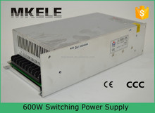 S-600-12 12v 230v ac to dc switching power supply 220v 12v 50a