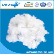 Quality controled acrylic staple fiber waste
