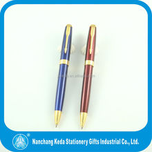 2014 hot selling metal twist promotional fancy ballpoint pen