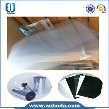 inkjet printable pvc plastic sheet for blister packaging