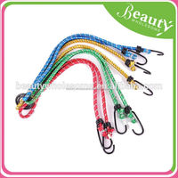Bungee Cord Strap,Hot 86 ring bungee cord with plastic hooks