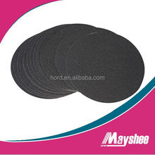 adhesive backed sanding discs