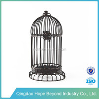 Beautiful Wrought Iron Wire Bird Cage/ Bird House
