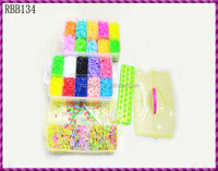 Cheap Rubber Band In Bracelets/Bangles Crazy DIY Loom Rubber Band