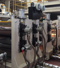 Express ACP production line
