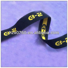elastic band for wholesale used fire retardant cloth
