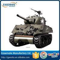 hot sell wireless 1/16 U.S.M4A3 SHERMAN RC Metal Model Tank