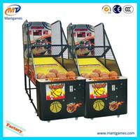 2015 China basketball arcade game machine / electronic basketball scoring machine