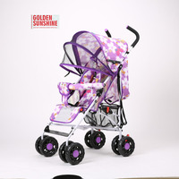 Baby Stroller With Full Nets Cover