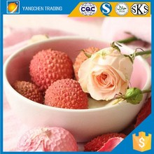 Import fruit of canned lychee fresh lychee for singapore