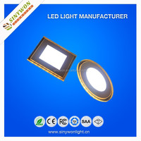 Big Promotion! Blue+ White 15w Ultra Thin Led Panel Light