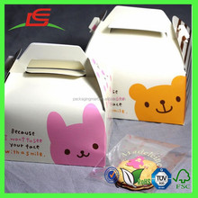 J089 China Manufacture Custom foldable Mini Favor Box Wedding for Gift