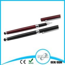 2015 promotional slim cross metal pen stylus pen