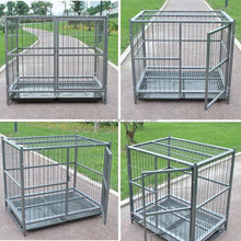 large high quality welded wire mesh dog cage