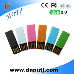 Silk Screen Verse Clip usb Stick for Sports Competition