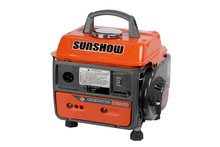 Economy model small air-cooled portable generators for home use