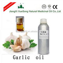 Best essenbtial supplier have garlic oil as the formula of cold cough medicine