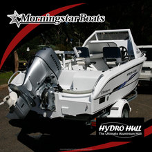 5m aluminum speed center steering console yacht for sale