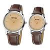 Hot Promotional Chirstmas Gift Vogue EYKI Brand Couple Lover's Quartz Wristwatch