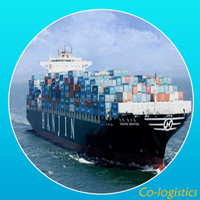 MAERSK sea Ocean Shipping to Dubai