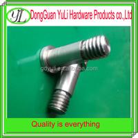 M8 round head bolt , 20mm diameter bolt