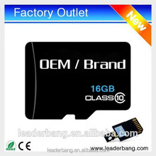 Cheap mobile phone 16gb memory card price made in china