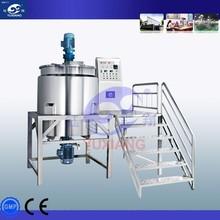 2015 sus316 inossidabile liquido di lavaggio omogeneizzazione mixer macchine(capelli shampoo protezione)