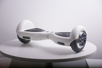 """Iwheel 8"""" bluetooth scooter manufacturer latest design evo electric scooter"""