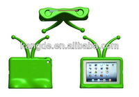 tablet bumper for new ipad mini,silicone back cover for Xmas Gift,custom silicone tablet bumpers