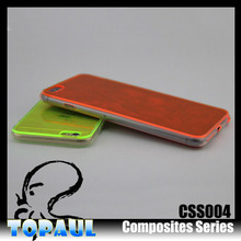 High quality glow in the dark tpu mobile phone case for iphone5s