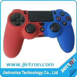 For PS4 silicone case for PS4 controller silicone cover protective skin cover case for PS4