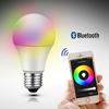 ce rohs ul smart lighting bulb 6w & rgbw led lighting bulbs with ios bluetooth & multicolor led light bulb wifi