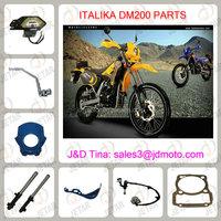 ITALIKA DM200 moto de repuesto