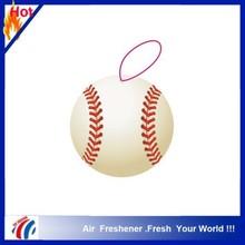 promotional Cotton paper car air freshener