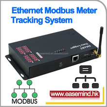 Ethernet Modbus Meter Tracking System Data Logger