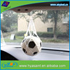vanilla scented new design eco refresh hanging air freshener for car