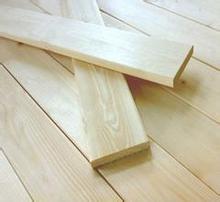 Porte en bois massif, Bois de pin, Prix plancher de bois