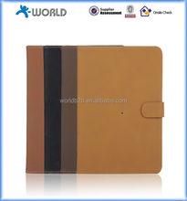 Retro PU leather case for ipad mini 4, tpu case cover for ipad mini 4
