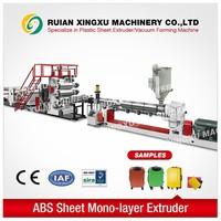 plastic sheet extrusion Machine Manufacturers in China, Taiwai quality