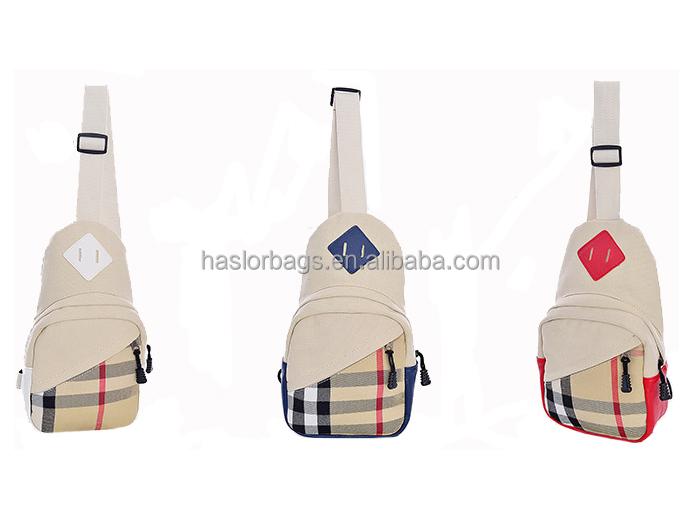 Teen gros date Unique mode simple épaule sangle de sac d'école