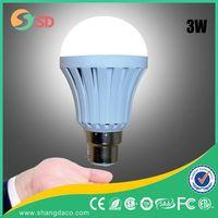 3w 5w 7w 9w 12w Multifunctional E27 Rechargeable LED Magic Bulb