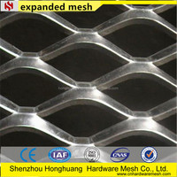 (Main products)Diamond Wire Mesh Raised Expanded Metal/Thick Expanded Metal Mesh