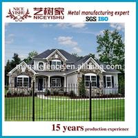 garden gates for sale farm iron fence with SGS certificate