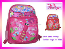 new school bag ,fashion 3Ddesign backpack for kids