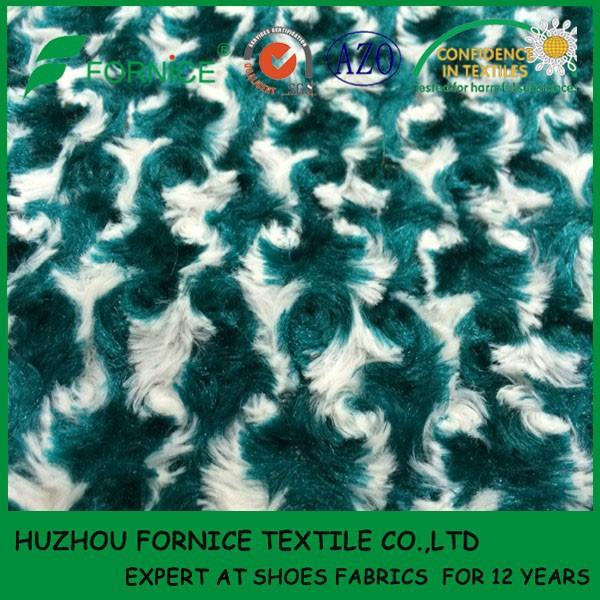 China fabricante super macio AZO-FREE 100 poliéster comprar tecido de pelúcia