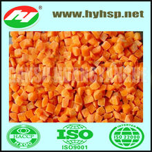 New Season IQF/Frozen Carrot Dices