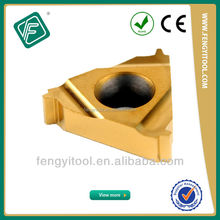 American Standard ACME Profile Indexable Tungsten Carbide Thread Turning Inserts Cutting tools