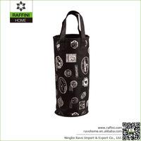 Print Foldable Nonwoven Wine Bag